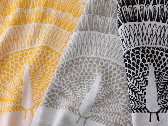 北欧の風を感じる!「LAPUAN KANKURIT」のほっこり織物達。