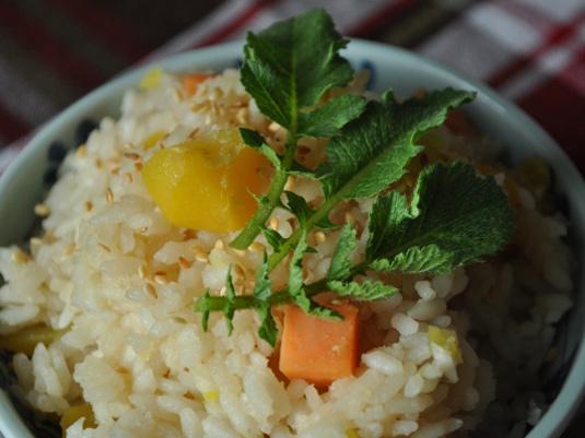 秋といえば「栗」。栗の美味しい食べ方ご紹介いたします。