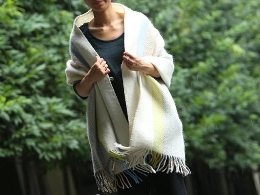 ほわほわの幸せ。羊毛を使ったファッションアイテム集。