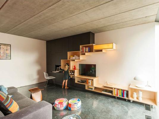 海外の家具は、とてもユニーク!Cube Furniture collections