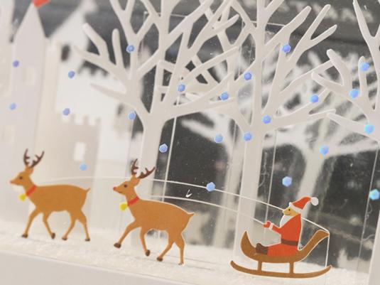 届いて嬉しい、飾って楽しい!クリスマスカード10選