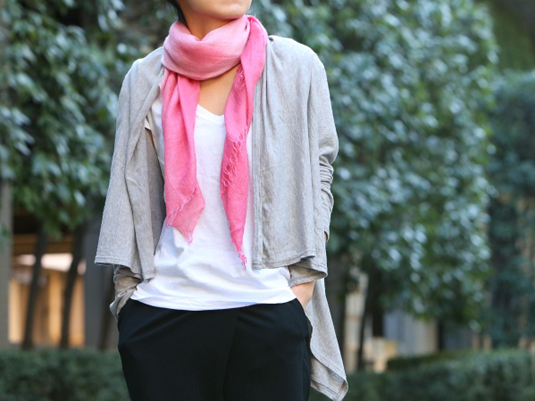 冬のお出かけファッションに差し色をプラス。オススメアイテム10選