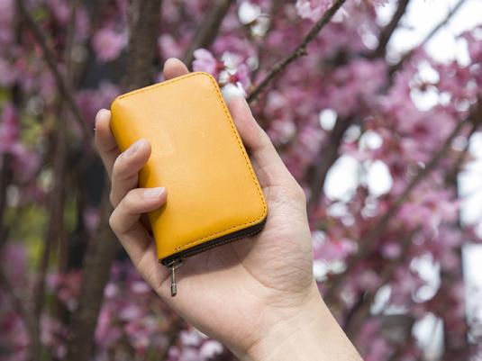 春はお財布が張る。