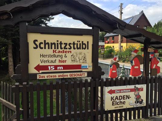 清原さんの旅手帖-ドイツ編 第二楽章 手仕事をたずねて、おもちゃの村ザイフェンへ