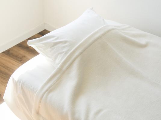 シルクかエジプト超長綿か?毛布選びのポイント教えます