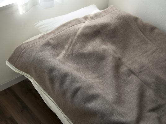 年末年始の帰省で実感、眠りの質と毛布の大事な関係