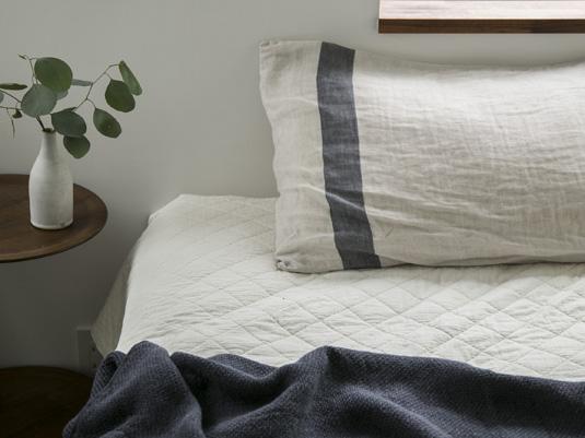 パシーマ=快眠の理由は「綿」にありました