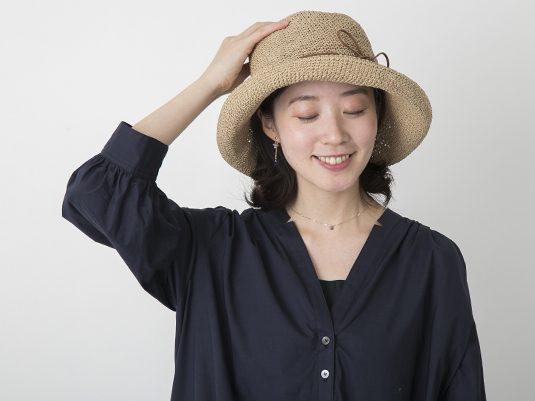 夏のお出かけを涼しく、快適に。使い心地のいい帽子の選び方