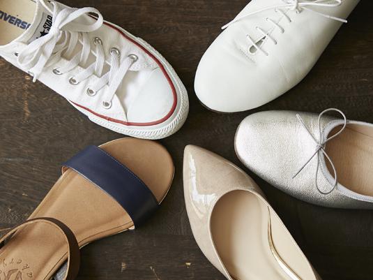 【定番のパンツ:第3話】バランスが重要、パンツと靴の相性