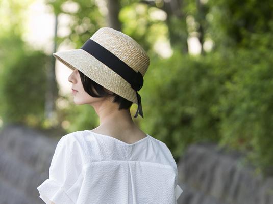 日差しの強い夏のお出かけを快適にする、おすすめの帽子5選