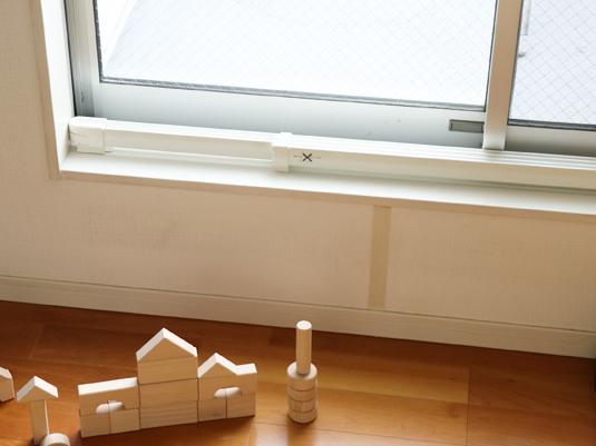 足元と窓際の冷え問題を解消した、窓枠専用ヒーター