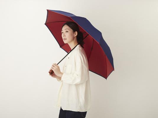 突然の雨をさらりと防ぐ。使いやすい折り畳み傘の選び方